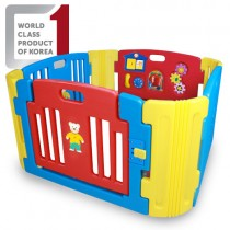 Haenim Play Yard - 4 Panels Normal
