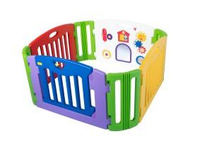nihon ikuji Premium Musical Play Yard - 4 Panels