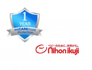 nihon ikuji Premium Musical Play Yard - weCAREmore Protection