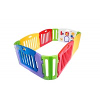 nihon ikuji Premium Musical Play Yard - 6 Panels